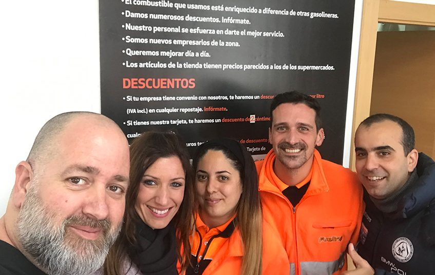 Convenio de colaboración entre ADEM-CG y FUELING en Palmones.