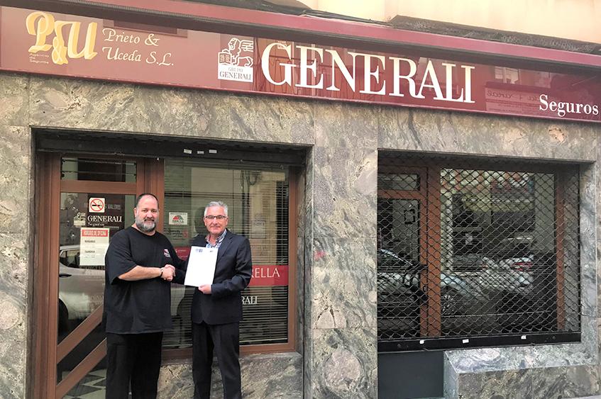 Convenio de colaboración entre ADEM-CG y PRIETO&UCEDA Seguros.