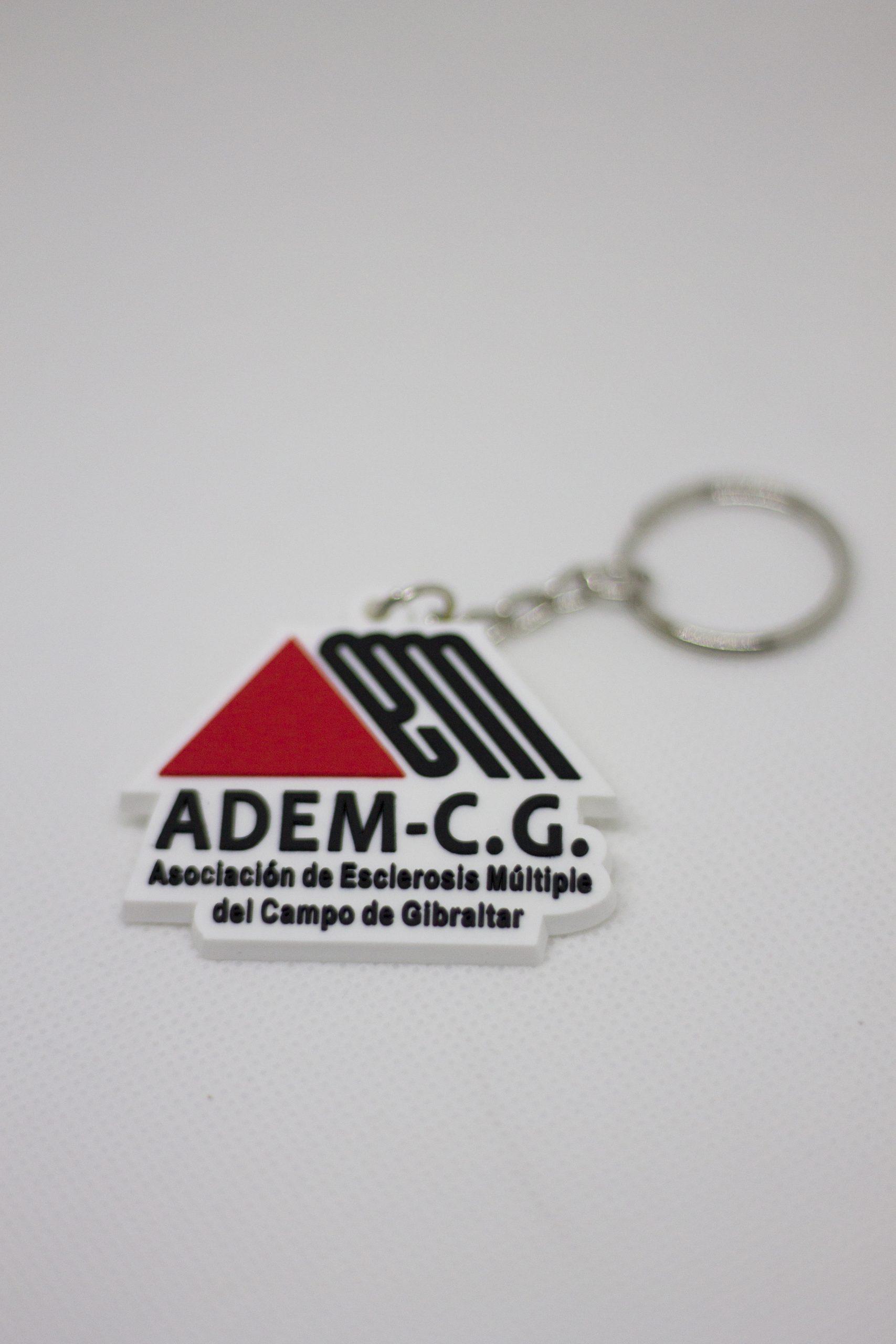 Llavero ADEM-CG