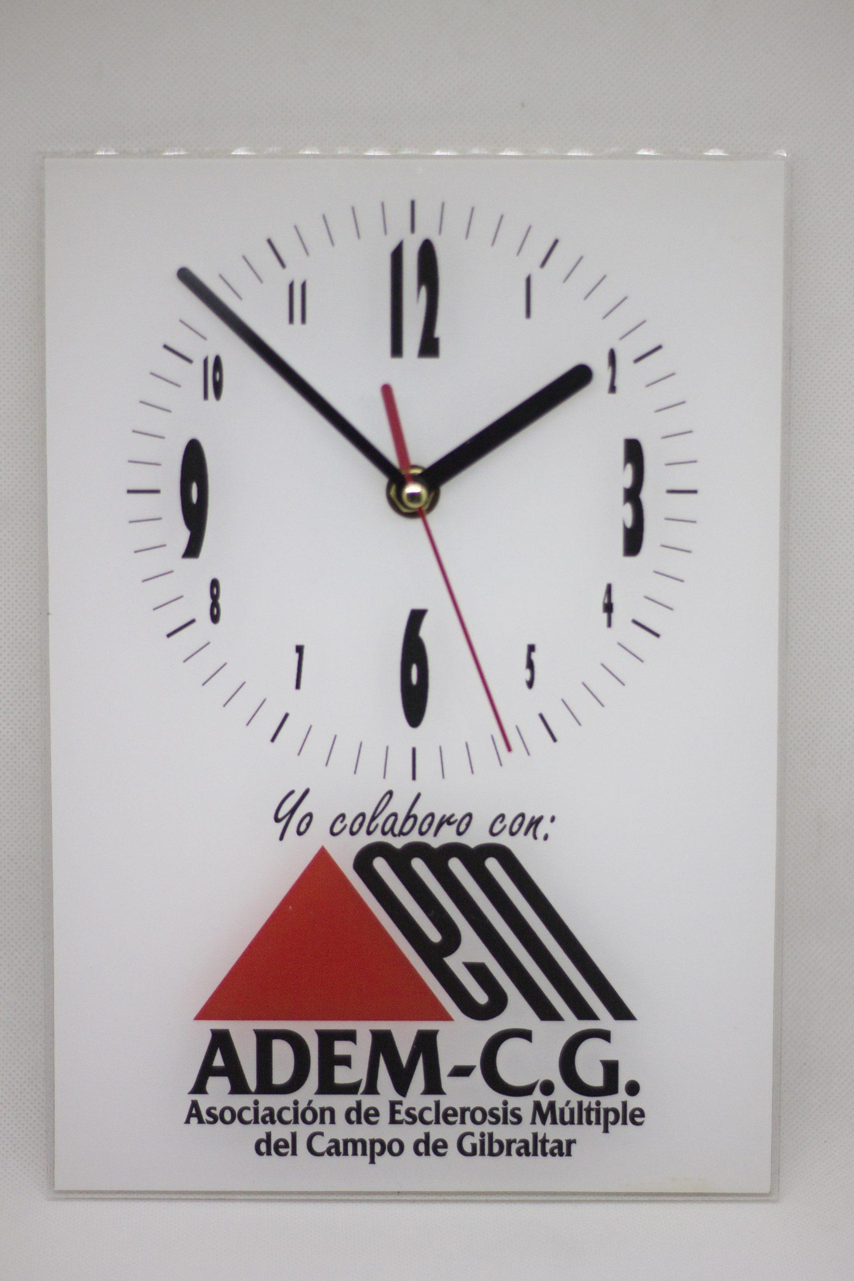 Reloj ADEM-CG